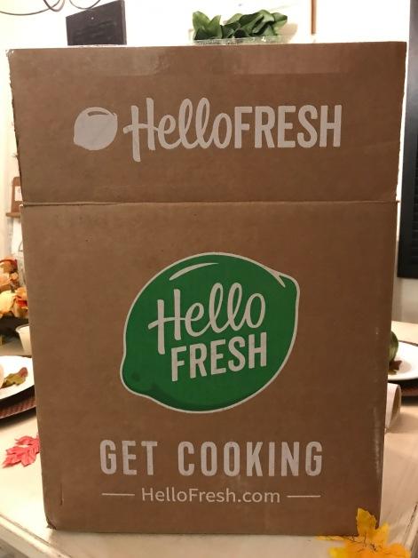 Freshness box!
