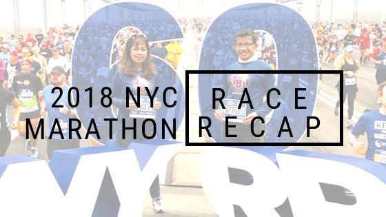 New York City Marathon – RaceRecap